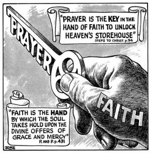 faith the easy way and for those seeking to advance further